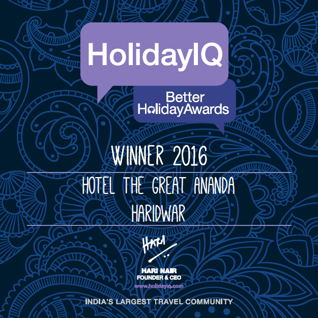 HolidayIq Award